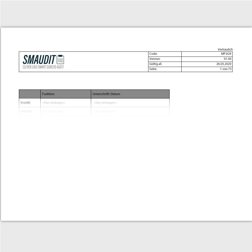 QM.925 - F&T Auditcheckliste 13485 vs. 9001 - SMAUDIT - DIN EN ISO 9001